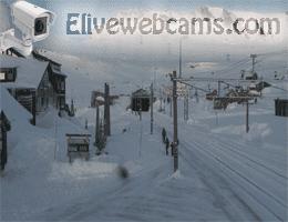 Bahnhof Finse webcam Live