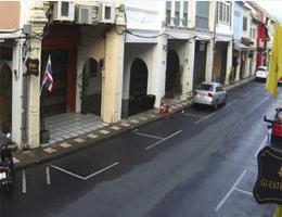 Phuket Altstadt Webcam Live