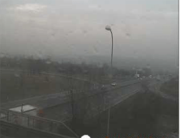 Anschlussstelle Parndorf – A4 Ost Autobahn km 40.40 – Blickrichtung Wien webcam Live