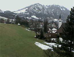 Bad Hindelang – Ferienwohnung Alpinum Webcam Live