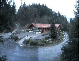 Baiersbronn – Wanderhütte Sattelei webcam Live