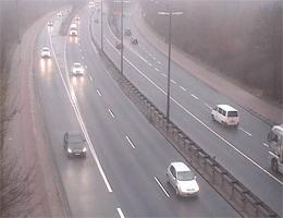 Bremen Verkehr – B75 – Auffahrt Huchting webcam Live