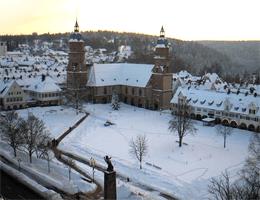 Freudenstadt – Unterer Marktplatz webcam Live