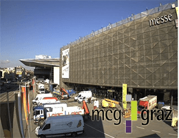 Graz – Messe Congress webcam Live