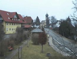 Kappel (Lenzkirch) – Ortsmitte webcam Live