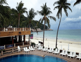 Pha-ngan Bayshore Resort & Spa webcam Live