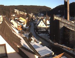 Tennenbronn – Löwenstraße webcam Live