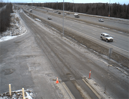 Anchorage – Glenn Highway Wiegestation webcam Live