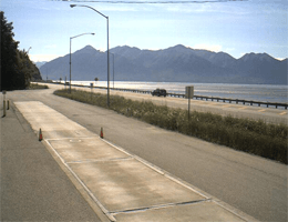 Anchorage – Potter Marsh Wiegestation (Seward Highway) webcam Live