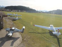 Bad Endorf – Flugplatz (Blick nach Südwesten) webcam Live
