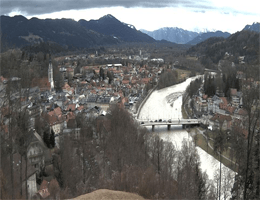 Bad Tölz – Kalvarienberg webcam Live