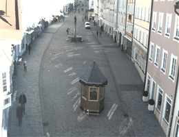 Bad Tölz – Marienbrunnen webcam Live