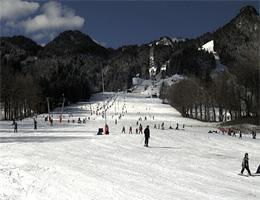 Lenggries – Skischule Lenggries am Draxlhang webcam Live