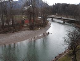 Marquartstein – Blick auf Tiroler Ache webcam Live