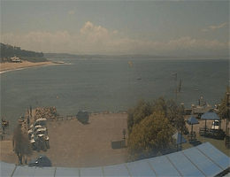 Mossel Bay – Blick vom Mossel Bay Yacht and Boat Club webcam
