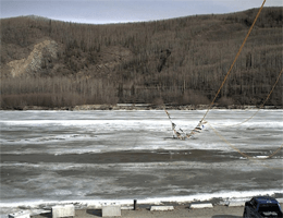 Nenana – Nenana River (Nenana Ice Classic Cam) webcam Live