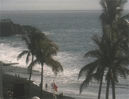 Puerto Naos – Blick auf El Hierro webcam Live