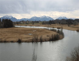 Seebruck – Blick von Pullach nach Süden webcam Live