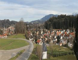 Siegsdorf – Blick von Osterham nach Osten webcam Live