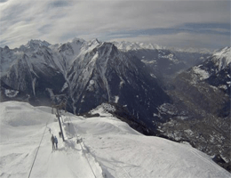 Skigebiet Rosswald – Kläna webcam Live