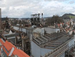 Sulzbach-Rosenberg – Blick von der Maxhütte webcam Live