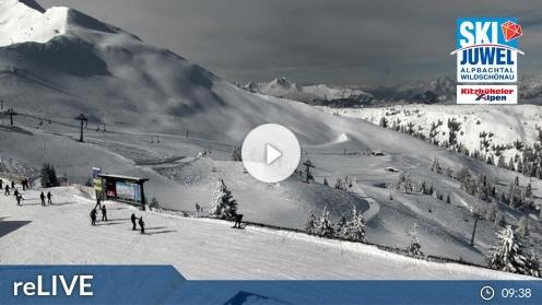 Alpbach – Gmahkopf Alpbach webcam Live