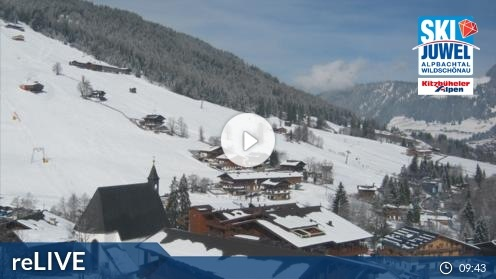 Alpbach – Zirmalm Inneralpbach webcam Live