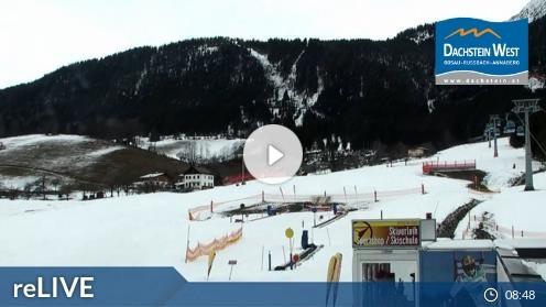 Annaberg-Lungötz – Dachstein West, Donnerkogelbahn webcam Live