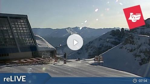 Axams – Panoramarestaurant Hoadl-Haus webcam Live