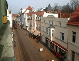 Bad Doberan – Mollistraße webcam Live