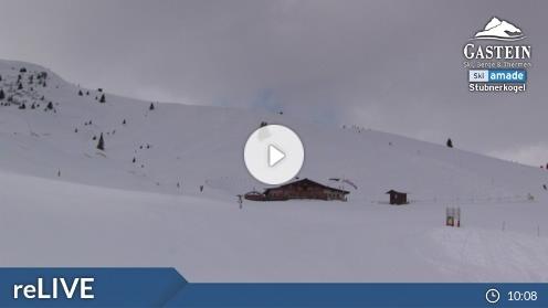 Bad Gastein – Snowpark Stubnerkogel webcam Live