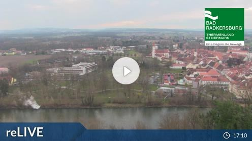 Bad Radkersburg – Altstadt Webcam Live