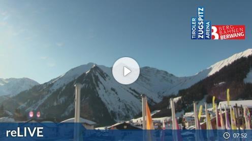 Berwang – Egghof Sunjet webcam Live