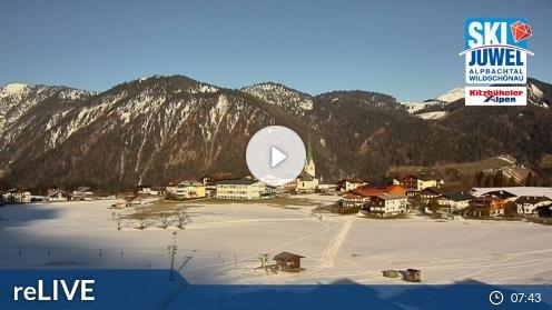 Brandenberg – Dorf webcam Live
