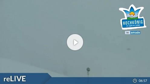 Dienten am Hochkönig – Zachhofalmbahn Bergstation webcam Live