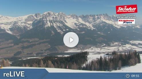 Ellmau – Ellmau Hartkaiser webcam Live