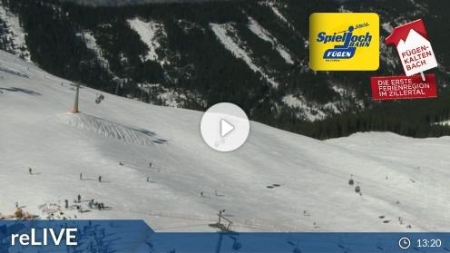 Fügen – Onkeljoch webcam Live