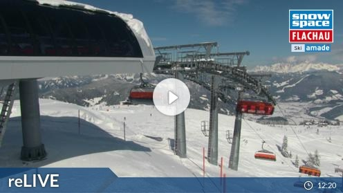 Flachau – Bergstation starjet 3 webcam Live