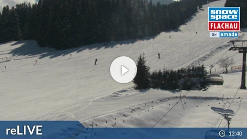 Flachau – Talstation spacejet 1 webcam Live