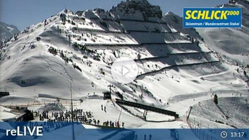 Fulpmes – Krinnenkopf webcam Live