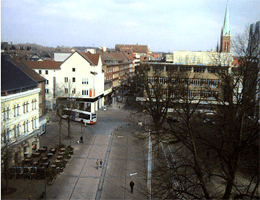Gladbeck – Willy-Brandt-Platz Webcam Live