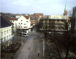 Gladbeck – Willy-Brandt-Platz Webcam Live
