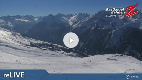 Hintertux – Rastkogel webcam Live