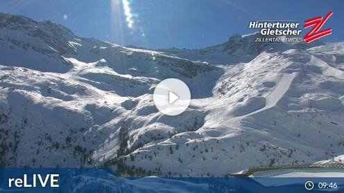 Hintertux – Sommerberg webcam Live