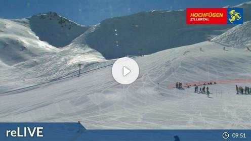 Hochfügen – 8er Alm Berg webcam Live