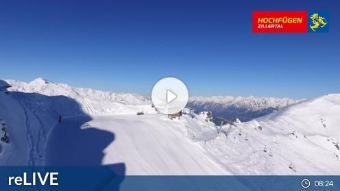 Hochfügen – Hochfügen FlyingCam webcam Live