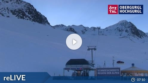 Hochgurgl – Panoramablick webcam Live