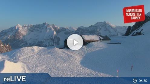 Innsbruck – Hafelekar webcam Live