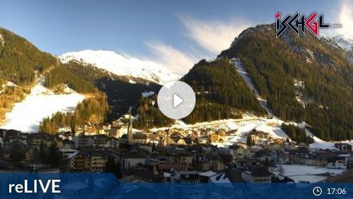 Ischgl – Ischgl Dorf webcam Live