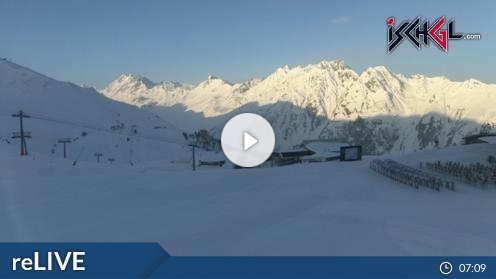 Ischgl – Idalpe webcam Live